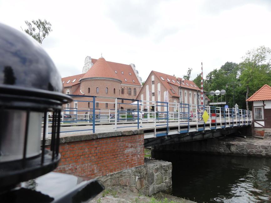 Czy wiecie, jak działa most obrotowy?